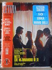 Rivista di Fotoromanzi LETIZIA n°237 con Gasparrie  Francioli  [D59]**