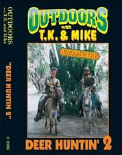 New Outdoors with TK and Mike DVD Comedy DEER HUNTIN 2 video funny hunting