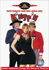Kingpin  DVD Woody Harrelson, Randy Quaid, Vanessa Angel, Bill Murray, Chris Ell
