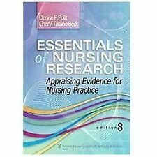 Essentials of Nursing Research 8th Int'L Edition