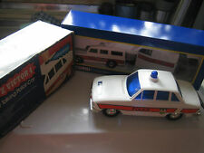 CORGI LEICESTERSHIRE POLICE MOUNTED GIFT SET & BRADGATE Z VICTOR 4 POLICE CAR
