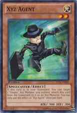 3 x Xyz Agent (JOTL-EN005) - Common - Near Mint - 1st Edition