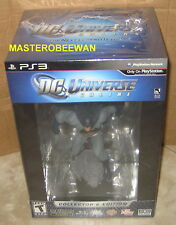 DC UNIVERSE ONLINE COLLECTOR'S EDITION NEW & SEALED PS3 PLAYSTATION 3