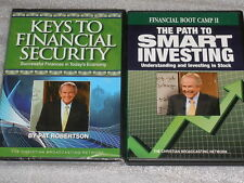 Keys to Financial Security* Pat Robertson*& THe path to Smart Investing