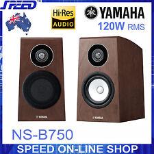YAMAHA NS-B750 120W Bookshelf Speakers - High Resolution Audio - (pair) -Ex Demo