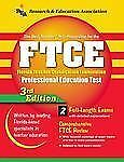 FTCE (REA) - The Best Teachers' Test Prep for Florida Teacher-Free Shipping