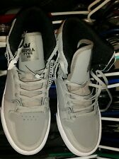 Men's supra vaider skate shoes size 5.5 gray and black NWT! Women size 7