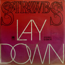 "7"" 1972 RARE VG+++ ! THE STRAWBS : Lay Down"