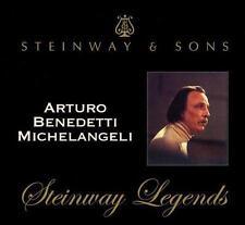 Steinway Legends: Arturo Benedetti Michelangeli Arturo Benedetti Michelangeli A