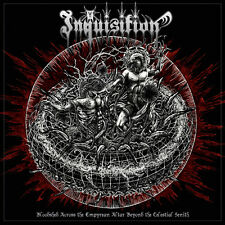 Inquisition - Bloodshed Across the Empyrean Altar... CD 2016 jewel case