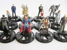 Heroclix Batman vs Superman - Komplettset #1-#12 - Dawn of Justice