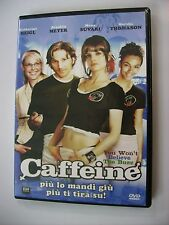 CAFFEINE - DVD BRAND NEW UNPLAYED PAL - KATHERINE HEIGL - MARSHA TOMASON