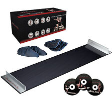 Obsidian Slide Board 5 Foot Cardio Training Sliding Mat (Used)