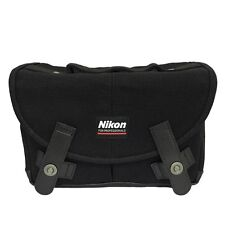 Nikon Canvas (Black) Shoulder DSLR Camera Bag for D3300 D5300 D5500 D7100 D7200