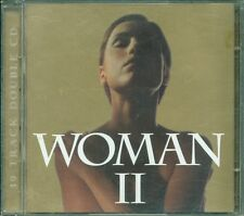 Woman II - Blondie/Corrs/Whitney Houston/Lennox/Tina Turner/Streisand 2x Cd
