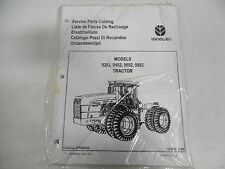 New Holland 9282, 9482, 8682, 9882 Tractor Parts Manual