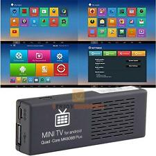 MK808B Quad Core Android 4.4 Smart TV BOX Player XBMC WiFi Mini PC 8GB UK Plug