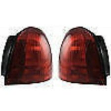 2003-2011 LINCOLN TOWN CAR BOTH REAR LEFT & RIGHT SIDE TAIL LENS 2-PC NEW
