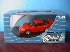 PORSCHE 911 996 GT2 2000 RED KDW 711 COLLECTION 1/43 ROSSO ROUGE ROT DIE CAST