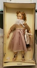Zapf Designer Collection Doll Gianna 2002 No 694 hand made 72cm real eyelashes