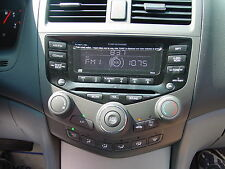 Honda Radio 03 04 Accord Display Dim Screen Repair fix. Multi CD