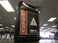 Genuine Honda 1 Gallon 4 Quarts GN4 4 Stroke Motor Oil 10W40 GN4 ATV Motorcycle