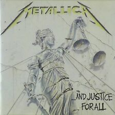CD - Metallica - ...And Justice For All - A537
