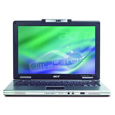 ACER TRAVELMATE 3010 CON BATTERIA WIFI, WEBCAM, BLUETOOTH,RAM 2GB, HD 80GB