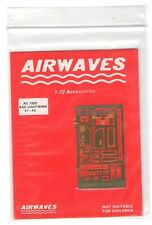 Airwaves Accessories 1:72 BAC Lightning F1-F3 Photoetch Detail AC7202
