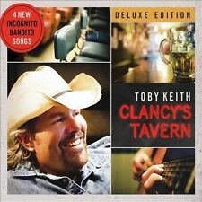 TOBY KEITH - Clancy's Tavern Deluxe Version Digipak by Toby Keith CD 2011