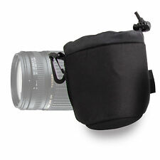 Small Lens Case Soft Neoprene for Tamron AF 28-300mm/SP AF 17-50mm/AF 18-200mm
