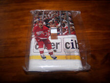 DETROIT RED WINGS DANIEL CLEARY LIGHT SWITCH PLATE