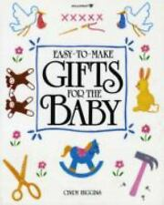 Easy-To-Make Gifts for the Baby-ExLibrary