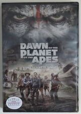 DVD - DAWN OF THE PLANET OF THE APES - BRAND NEW - SEALED !!          (INV10884)