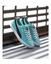 New Diamond Supply Co. X Puma Clyde Size 10 Aruba Blue