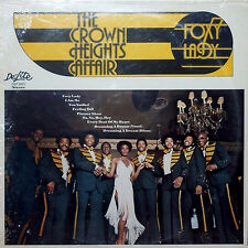 LP ***THE CROWN HEIGHTS AFFAIR - FOXY LADY  *** 1975 ***** FUNK SOUL RARE***