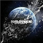 HADOUKEN! FOR THE MASSES BRAND NEW AND SEALED 10 TRACK UK CD 2010