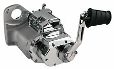 Ultima Natural 6-speed Left Side Drive Transmission w/ Kicker for Softail 91-99'