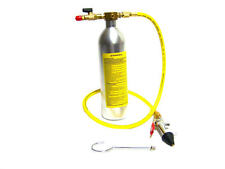 A/C SYSTEM FLUSH TOOL  AC CLEANING TOOL WORKS WITH R12, R22, R502 AND134A