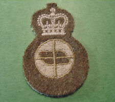 QC Canadian Armed Forces CANADA Anti Armour qualification sleeve badge Level 3