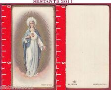 3252 SANTINO HOLY CARD SACRO CUORE DI MARIA VERGINE NB W./15204 W / 15204
