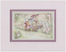 """Jody Bergsma 1997 Limited Edition Lithograph 1235/5000 Aging Gracefully 8"""" X 10"""""""