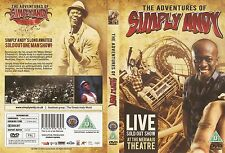 The Adventures Of Simply Andy - Sold Out One Man Show - DVD