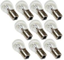 Lot de 10 ampoules 24V P21W pour camion semi remorque