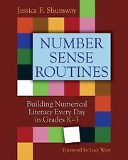 Number Sense Routines: Building Numerical Literacy Every Day in Grades K-3 (2...