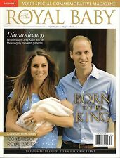 THE ROYAL BABY by Archant: Prince George, Prince William, Kate Middleton 2013