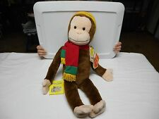 CURIOUS GEORGE MACY'S SPECIAL EDITION PLUSH WITH CURIOUS GEORGE MINI BOOK  2001