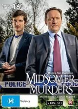 Midsomer Murders Season 16 (Part One) DVD R4 NEW