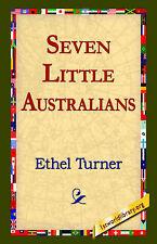 Seven Little Australians-ExLibrary