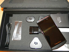GENUINE BNIB BLACKBERRY PORSCHE DESIGN P'9982 RGE111LW 64GB RED UNLOCKED